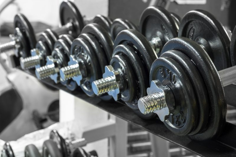 Weight Training Programs: Rep Ranges & Goal Changes
